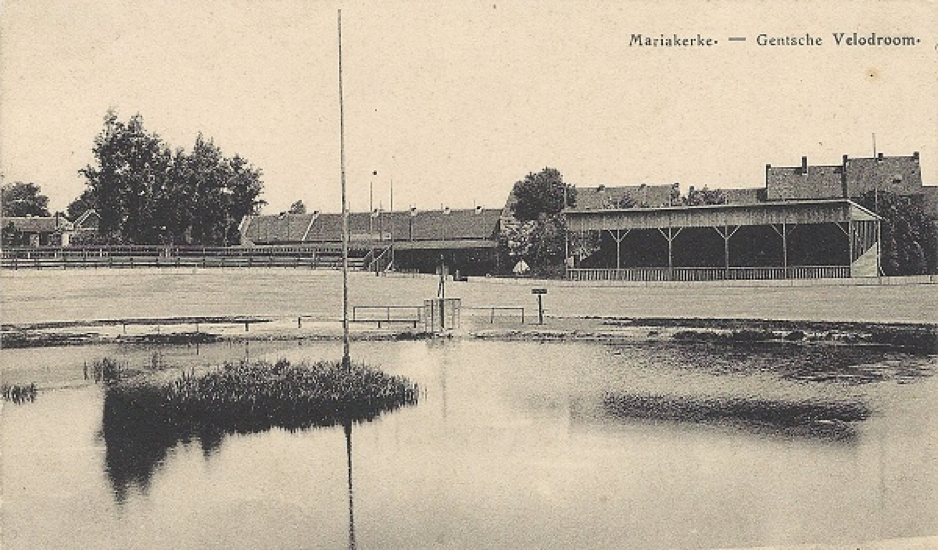The Mariakerke velodrome