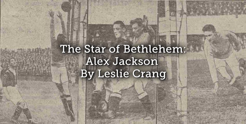 The Star of Bethlehem: Alex Jackson