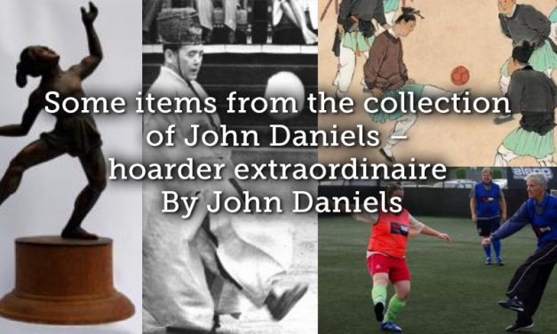 Some items from the collection of John Daniels – hoarder extraordinaire