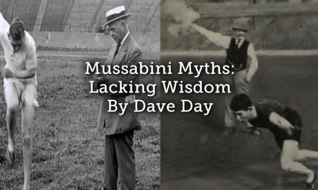 Mussabini Myths: Lacking Wisdom