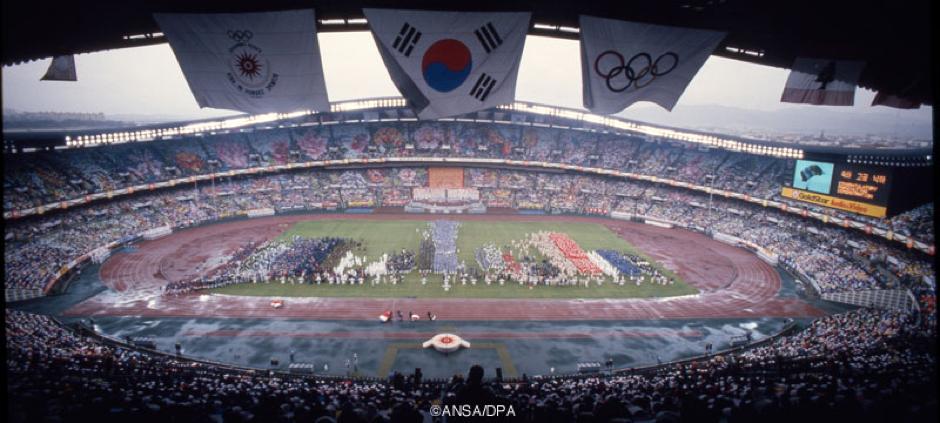 1988 Seoul Olympic Stadium