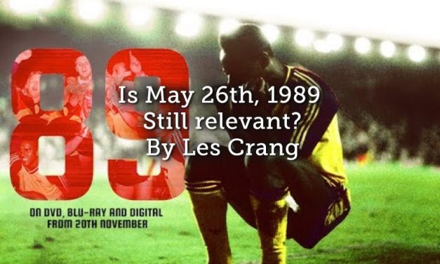 Is May 26th, 1989 still relevant? Sport, Media and Memory*