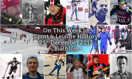 On this Week in Sport & Leisure History ~ Biathlon