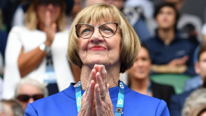 Margaret Court today