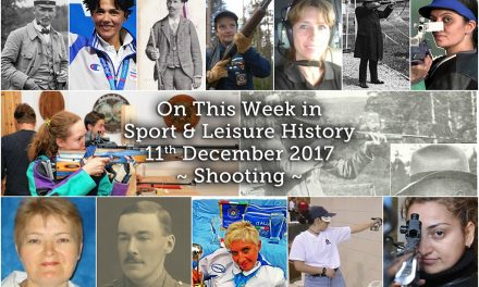 On this Week in Sport & Leisure History ~ Shooting