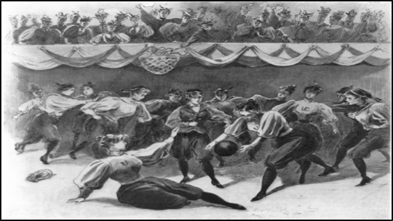 Stanford versus California University, 1896