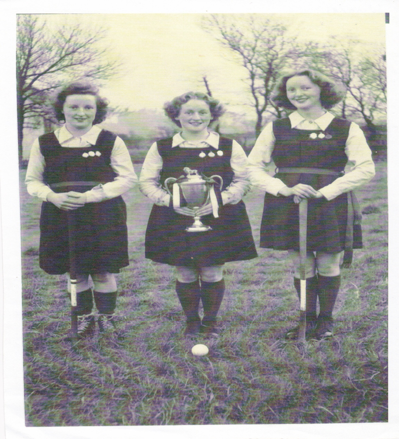 The Howles sisters and the English Cup