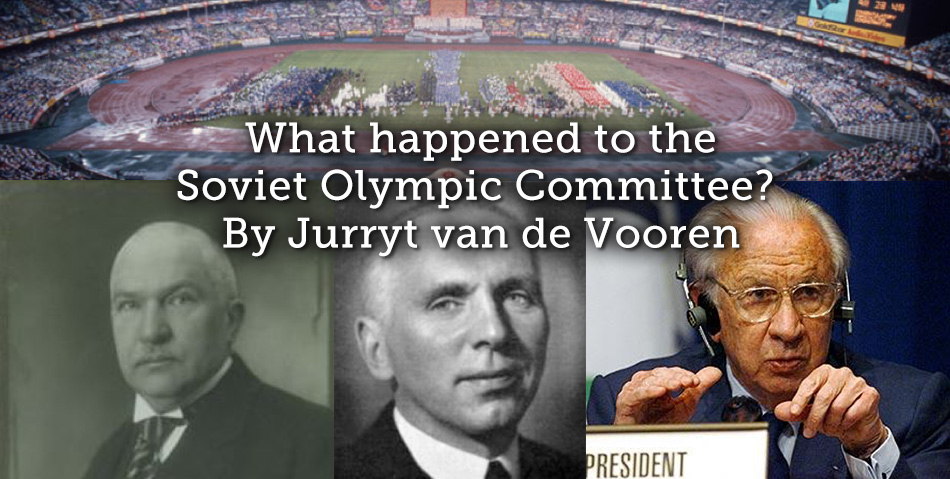 What happened to the Soviet Olympic Committee?