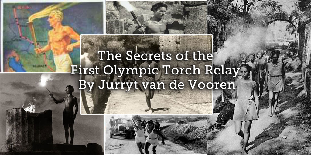 The Secrets of the First Olympic Torch Relay