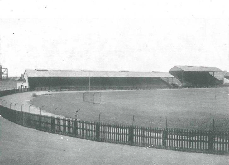 Croke Park in the 1930s- the Home of the GAA. Author's Collection