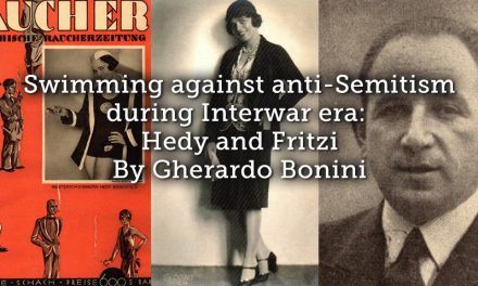 Swimming against anti-Semitism during Interwar era: Hedy and Fritzi