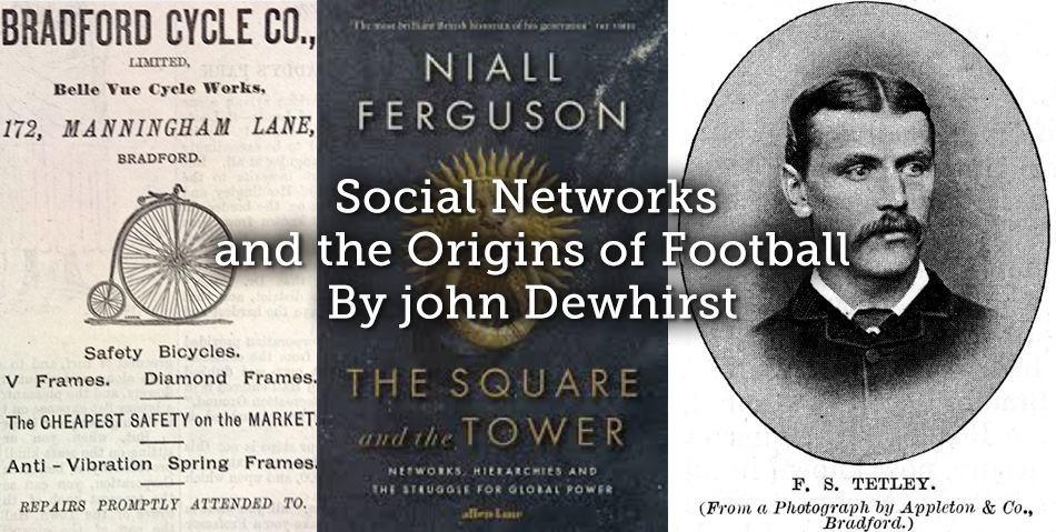Social networks and the origins of football