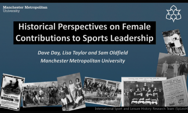 Historical Perspectives on Female Contributions to Sports Leadership
