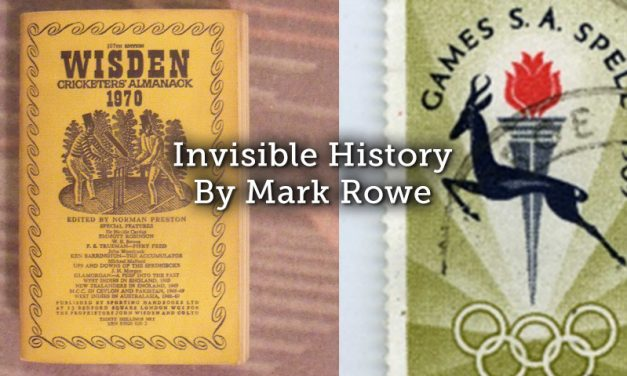 Invisible History