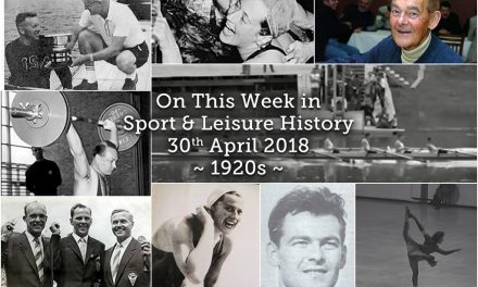 On This Week in Sport History ~ 1920s
