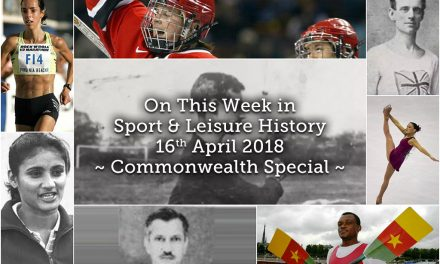 On This Week in Sport History ~ Commonwealth Special ~