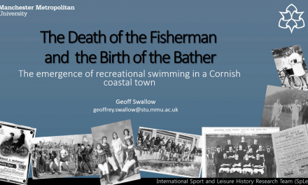 The Death of the Fisherman and the Birth of the Bather: the emergence of recreational swimming in a Cornish coastal town