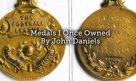 Medals I Once Owned