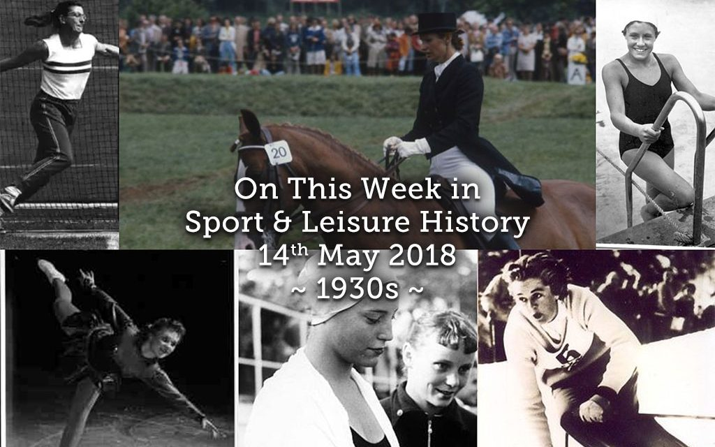 On This Week in Sport History ~ 1930s