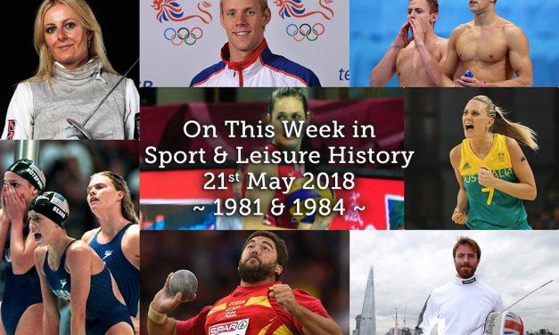 On This Week in Sport History ~ 1981 & 1984