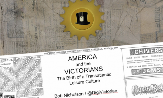 America and the Victorians: The Birth of a Transatlantic Leisure Culture