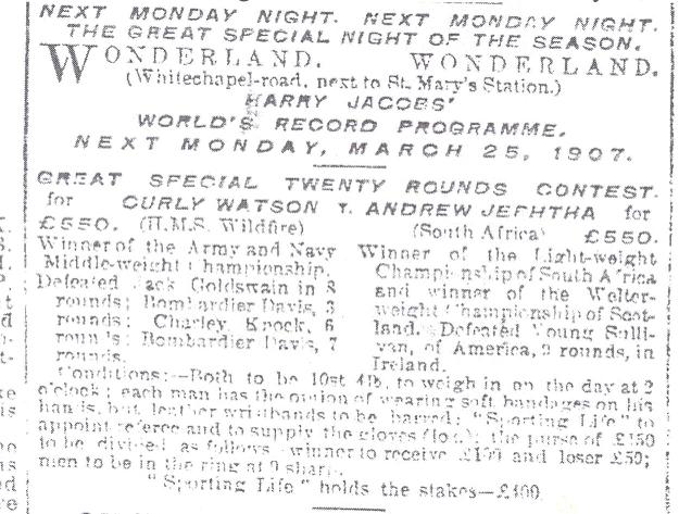 Jeptha-vs-Watson-25-Mar-1907 (from Sporting Life)