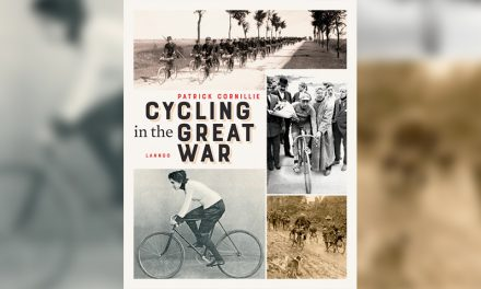 Cycling in the Great War. Heroes on the bicycle and the battle field.