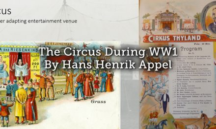 The Circus during WW1