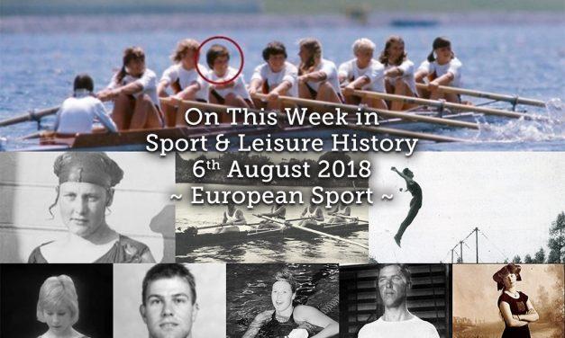 On This Week in Sport History ~ European Sport