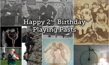 Happy 2nd Birthday Playing Pasts