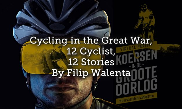 Cycling in the Great War, 12 Cyclist, 12 Stories