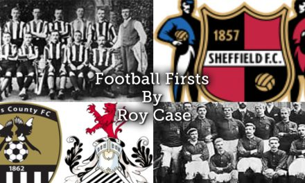 Football Firsts