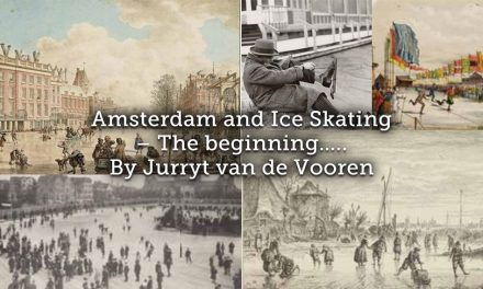 Amsterdam and Ice Skating – The beginning…..