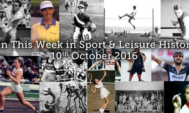 On This Week – 10th October 2016