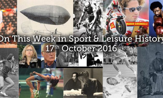 On This Week – 17th October 2016