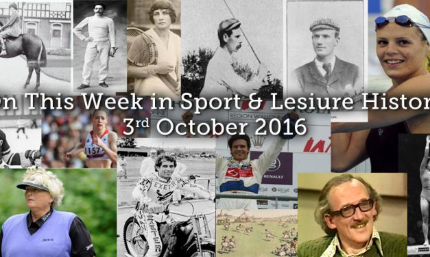 On This Week – 3rd October 2016