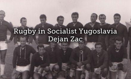 Rugby in Socialist Yugoslavia