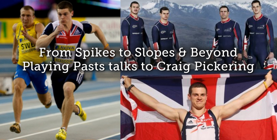 From Spikes to Slopes and Beyond – Playing Pasts talks to Craig Pickering