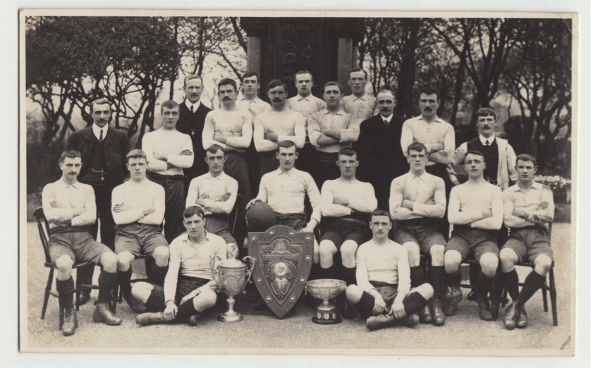Manningham – Challenge Shield Winners 1900