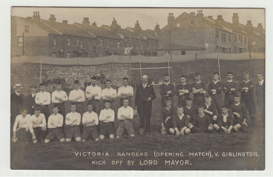 Victoria Rangers v Girlington – 10th June 1906