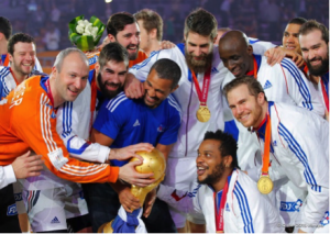 French Handball Team