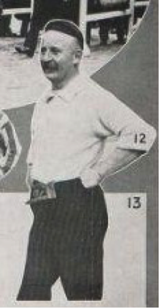 Pioneer on the pitch. In 1912 and 1913, Pim Mulier – considered by some to be the 'father' of Dutch football – joined the Dutch journalists' team (Revue der Sporten, 1912)