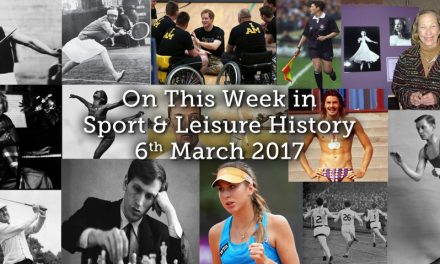 On This Week – 6th March 2017