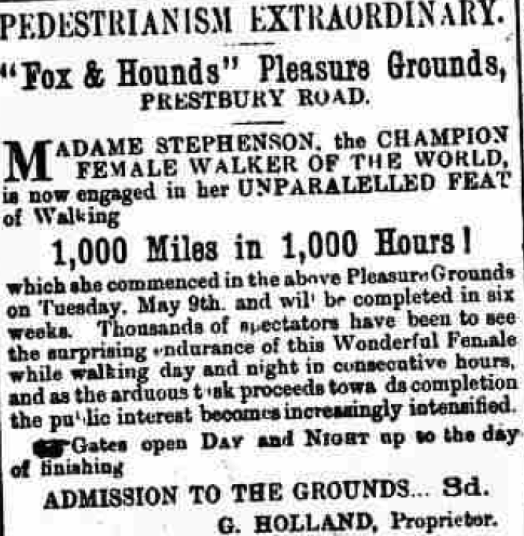 Cheltenham Mercury, 27 May 1876