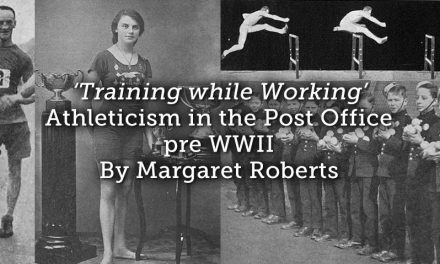 'Training while Working' – Athleticism in the Post Office pre WWII