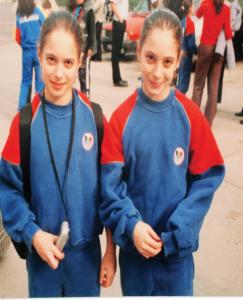 Anamaria and Adriana Tămârjan