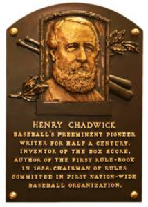 Baseball Hall of Fame citation