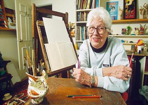 Beryl Cook