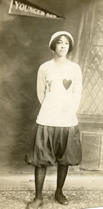 Edith Trice, 1913