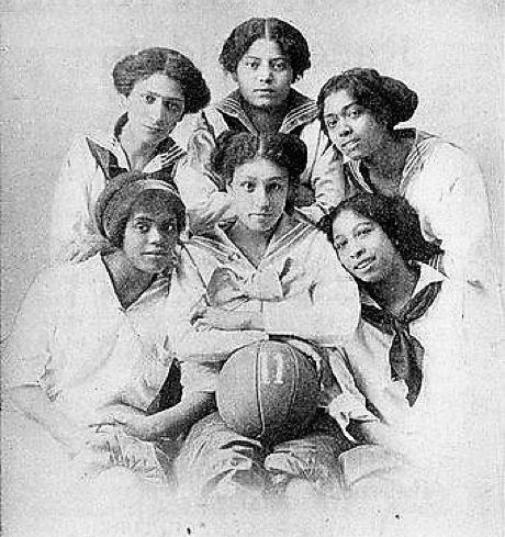 The Washington Belles, 1911